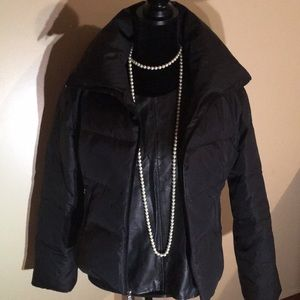 Maurices Black Puffer Jacket